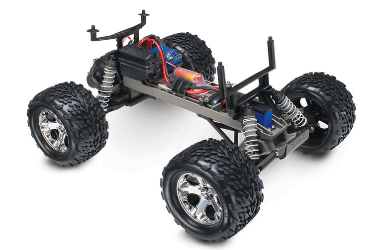 Traxxas 36054-1 Stampede 1/10 Scale Monster Truck RTR W TQ 2.4GHz XL-5 ESC fwd/rev Includes: 7-Cell NiMH 3000mAh battery