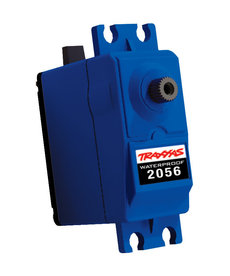 Traxxas 2056 Servo, high-torque, waterproof (blue case)