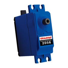 Traxxas 2056 Servo, high-torque, waterproof (blue case)