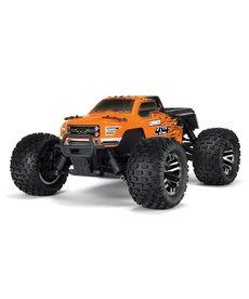 Arrma ARA102720T1 1/10 Granite 4X4 3S BLX 4WD MT (Naranja / Negro)