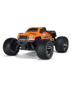 Arrma ARA102720T1 1/10 Granite 4X4 3S BLX 4WD MT (Orange/Black)