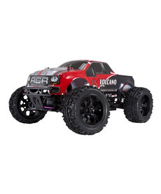 Redcat Racing Red Volcano Electric RC Brushed EPX 1/10 Scale Electric Monster Truck