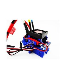 Hot Racing HRAESC303T06 Velineon Vxl-3 Esc Aluminum Heat Sink High Velocity Fan