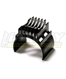 INT Tipo III Envolver Alrededor 540 Motor Disipador Térmico Negro C22374BLACK