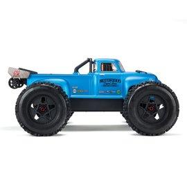 Arrma 1/8 NOTORIOUS 6S 4WD BLX STUNT TRUCK BLUE