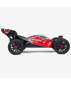 Arrma 1/8 Typhon 4X4 3S BLX Brushless 4WD Buggy (Red)