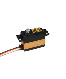 Savox SAVSC1251MG LOW PROFILE DIGITAL SERVO .09/125 SC-1251MG
