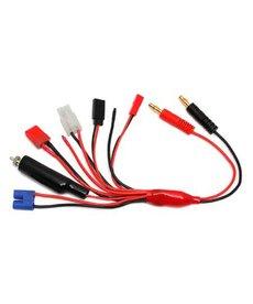 ASC Cable de carga Reedy 7 en 1 (4 mm)