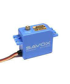 Savox SAVSW0230MG WATERPROOF STD DIGITAL SERVO .13/111.1