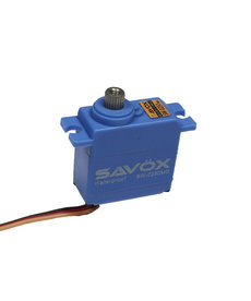 Savox WATERPROOF DIGITAL MICRO SERVO .11/69@6V SAVSW0250MG