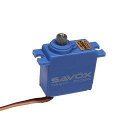 Savox WATERPROOF DIGITAL MICRO SERVO .11/69@6V SAVSW0250MG