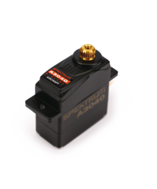 SPM A3040 Mid Torque High Speed SubMicro Plastic Servo