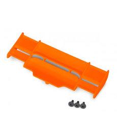Traxxas Traxxas 6721R - Wing, Rustle® 4X4 (red)/ 3x8 FCS (3)