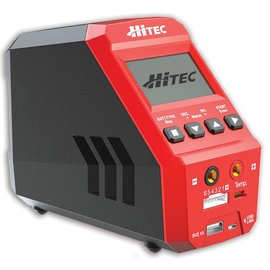 HRC Hitec RDX1 AC/DC Battery Charger/Discharger