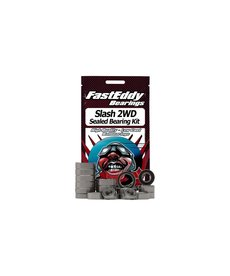 Sealed Bearing Kit-TRA Slash VXL 2WD SC Truck TFE89