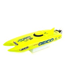 "PRB Miss Geico 17"" Electric Brushed Catamaran Boat RTR (PRB08019)"