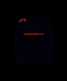 STR Latón mecanizado CNC + adaptadores hexagonales de 3 mm (4) - TRX 4