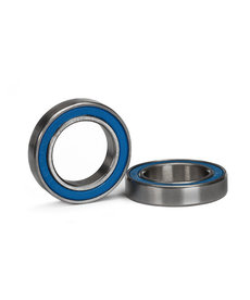 Traxxas 5106 Ball bearing, blue rubber sealed (15x24x5mm) (2)