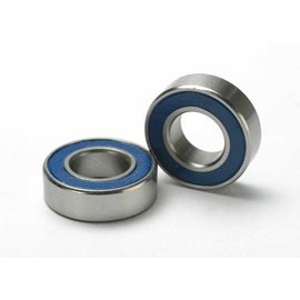 Traxxas 5118 Ball bearings, blue rubber sealed (8x16x5mm) (2)