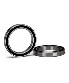 Traxxas Ball bearing, black rubber sealed (20x27x4mm) (2)