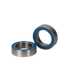 Traxxas 5119 Ball bearings, blue rubber sealed (10x15x4mm) (2)
