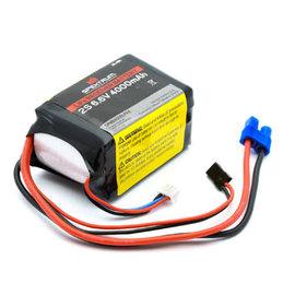 SPM 4000mAh 2S 6.6V Li-Fe Receiver Battery