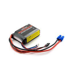 SPM 2200mAh 2S 6.6V Li-Fe Receiver Battery