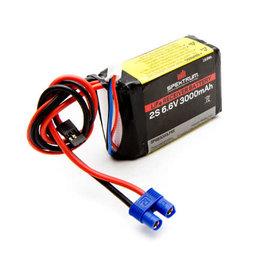 SPM 3000mAh 2S 6.6V Li-Fe Receiver Battery