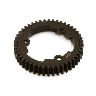 INT Billet Machined Steel Spur Gear 46T : XMaxx 4X4