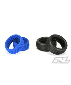 Proline Racing 1/8 Buck Shot M3 Tires (2): Buggy