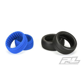 PRO 1/8 Buck Shot M3 Tires (2): Buggy