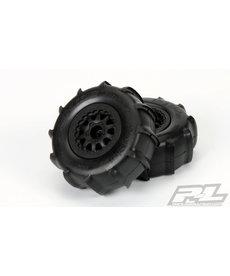 Proline Racing Sling Shot SC 2.2/3 XTR Renegade Whl, Blk:SLH (2)
