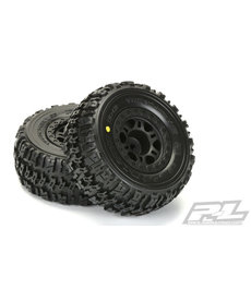 Proline Racing Fr Trencher X SC 2.2/3.0M2 Mnt SplitSix Whl(2):SLH