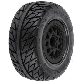PRO Street Fighter Mnt Renegade Blk Wheel:SLH 4x4 (2)