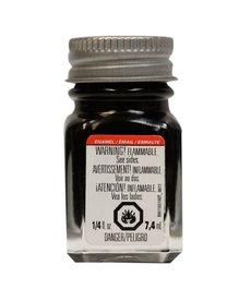 TES Esmalte 1/4 oz Brillo Negro