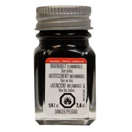 TES Enamel 1/4 oz Gloss Black