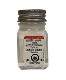 TES Enamel 1/4oz Gloss White