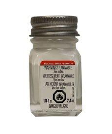 TES Esmalte 1 / 4oz Blanco Brillante