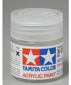 TAM Acrylic/Poly Thinner X20A,23Ml