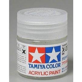 TAM Acrylic/Poly Thinner X20A,23Ml