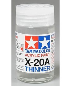 TAM Acrylic/Poly Thinner X20A 46Ml