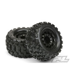 "Proline Racing Badlands MX28 2.8"" MTD F-11 17mm PRO-MT 4x4 F/R Tires"