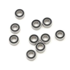 "Protek RC 5x11x4mm Rubber Sealed ""Speed"" Clutch Bearings (10)  PTK-10028"