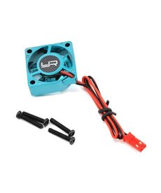 Yeah Racing Yeah Racing 30x30x10mm Tornado High Speed Fan (Blue)