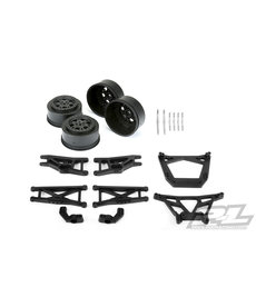 Proline Racing 606200 ProTrac Suspension Kit: SLH Slash
