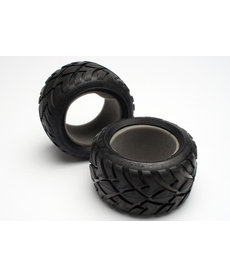 Traxxas 5578 Tires, Anaconda 2.8' (2)/ foam inserts (2)