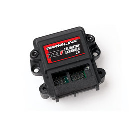 Traxxas 6553X Telemetry expander 2.0 and GPS module 2.0, TQi radio system