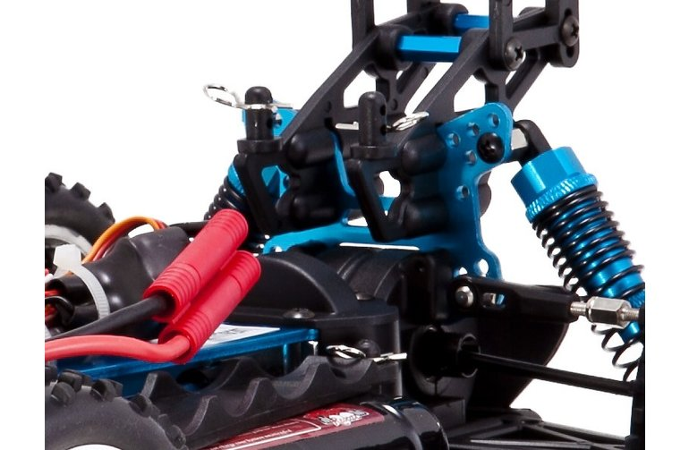 Redcat Racing RTR Tornado EPX PRO 1/10 Scale RC Electric Brushless Buggy W Battery & Charger