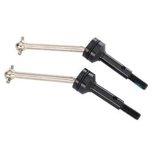 Traxxas Driveshafts, steel constant-velocity (assembled), front (2)