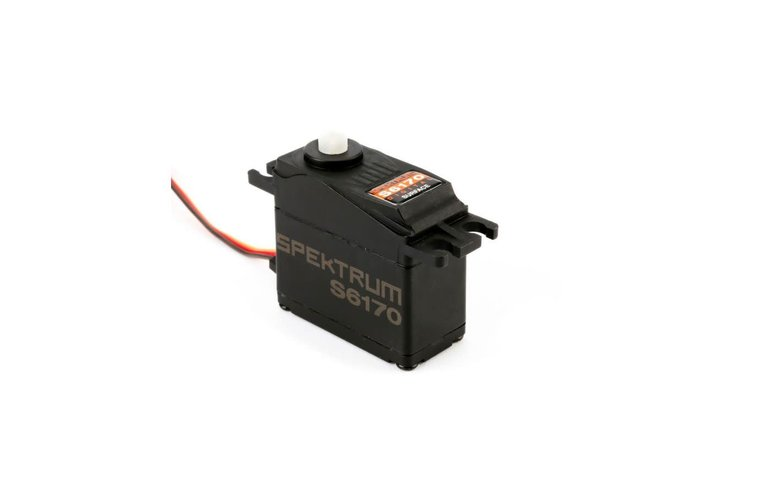 SPM S6170 Mid Torq Mid Speed Digital WP Plastic Servo